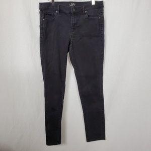 3 for $30 ❤ Ann Taylor LOFT Modern Skinny Jeans